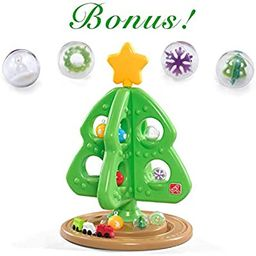 Step2 My First Christmas Tree with Bonus Ornaments | Amazon (US)