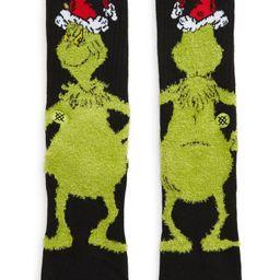 Mr. Grinch Crew Socks | Nordstrom