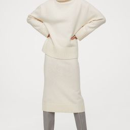 Knit Skirt | H&M (US)