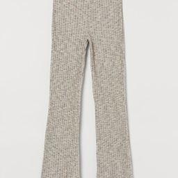 Ribbed Pants | H&M (US)