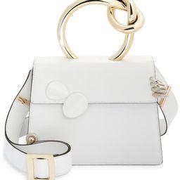 Big BB Pierced Leather Top Handle Bag | Nordstrom