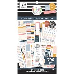 The Happy Planner® Biz Babe Value Pack Stickers | Michaels Stores