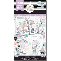 The Happy Planner® Wellness Value Pack Stickers | Michaels Stores