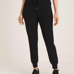 Cotton-Cashmere Blend Jogger Pants | Chico's