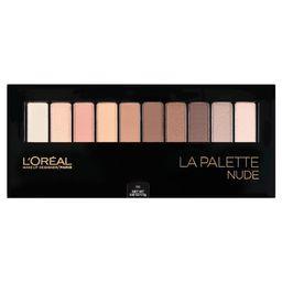 L'Oreal Paris Colour Riche La Palette Eye Shadow - 111 Nude - 0.10oz | Target