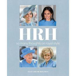 HRH - by  Elizabeth Holmes (Hardcover)   Target