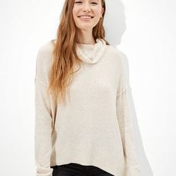 AE Oversized Dreamspun Turtleneck Sweater   American Eagle Outfitters (US & CA)