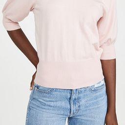 Girl Next Door Puff Sleeve Sweater | Shopbop
