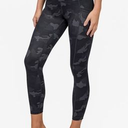 Yogalicious Lux Camo High Waisted Side Pocket Leggings | Nordstrom Rack