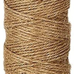 Shintop 328 Feet Natural Jute Twine Best Industrial Packing Materials Heavy Duty Natural Jute Twi... | Amazon (US)