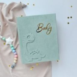 Baby Memory Book Boy - Personalized Photo Album First Year Pregnancy Journal Modern -Gender Neutral   Etsy (US)