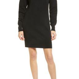 Women's Bp. Long Sleeve Hoodie Sweater Dress   Nordstrom