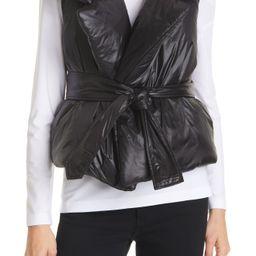 Women's Norma Kamali Sleeping Bag Vest   Nordstrom