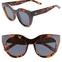 Women's Le Specs Air Heart 51mm Sunglasses -   Nordstrom