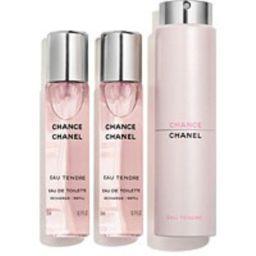 CHANEL CHANCE EAU TENDRE Eau de Toilette Twist And Spray | Ulta