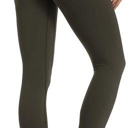 Hawthorn Athletic 7/8 Length Women's Essential High Waist Yoga Pants Slimming Active Ankle Leggin... | Amazon (US)