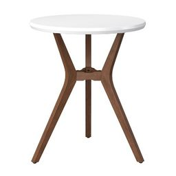 """28"""" Emmond Mid-Century Modern Round Bistro Dining Table White - Project 62™ 