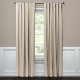 Aruba Blackout Curtain Panels - Threshold™ | Target
