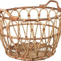 IKEA.. 303.949.44 Snidad Basket, Rattan   Amazon (US)