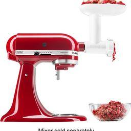 KitchenAid - Food Grinder Attachment - White | Best Buy U.S.