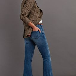 Pilcro Ultra High-Rise Bootcut Jeans   Anthropologie (US)