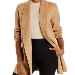 Clairene Shawl Coat   Bloomingdale's (US)