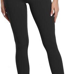 Colorfulkoala Women's Buttery Soft High Waisted Yoga Pants 7/8 Length Leggings | Amazon (US)