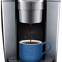 Keurig K-Elite Coffee Maker, Single Serve K-Cup Pod Coffee Brewer, With Iced Coffee Capability, B...   Amazon (US)