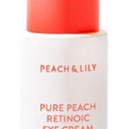 PEACH & LILY Pure Peach Retinoic Eye Cream | Ulta Beauty | Ulta