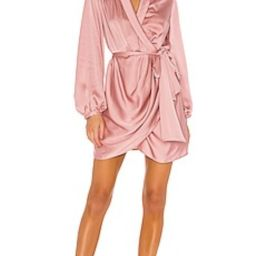 C/MEO No Time Dress in Dusty Pink from Revolve.com   Revolve Clothing (Global)