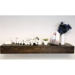 """Rustic """"""""Chunky"""""""" Extra Thick Floating Shelves   Etsy (US)"""