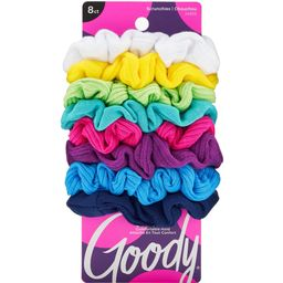 Goody Ouchless Scrunchies, Gentle Hair Scrunchies, Neon Lights, 8 Ct | Walmart (US)