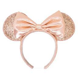 Minnie Mouse Briar Rose Gold Ear Headband   shopDisney