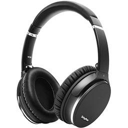 Mpow Bluetooth Headset 5.0 with Dual Microphone, Wireless PC Headphones, CVC 8.0 Noise Canceling,... | Amazon (US)