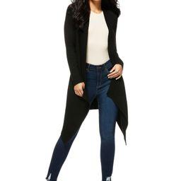 Sofia Jeans by Sofia Vergara Women's Waterfall Cardigan   Walmart (US)