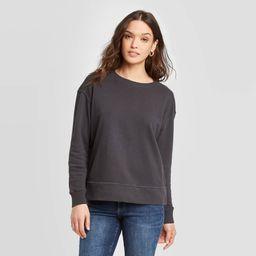Women's Sweatshirt - Universal Thread Gray M | Target