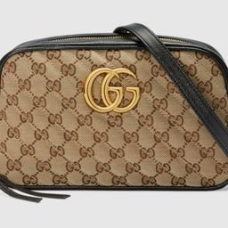 GG Marmont small shoulder bag   Gucci (US)