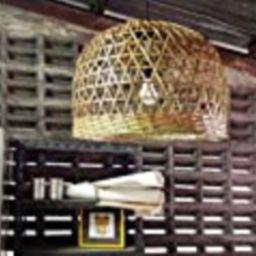 Bamboo pendant light, Kitchen pendant lighting, kitchen island light, bamboo lamp, wicker lamp, bask   Amazon (US)