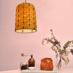 Bamboo Pendant Light, Pendant Lamp, Chandelier Lighting, Nature Light Fixture, Basket Lampshade, Lam   Etsy (US)