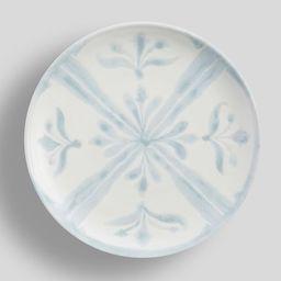 Chambray Tile Stoneware Salad Plates | Pottery Barn (US)