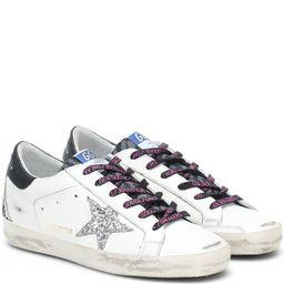 Superstar leather sneakers | Mytheresa (INTL)