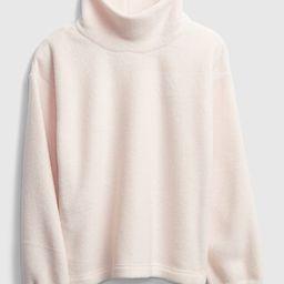 Fleece Turtleneck Sweatshirt   Gap (US)