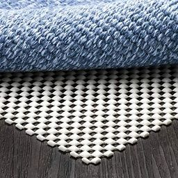 Puroma Non-Slip Area Rug Pad, 5 x 7 Ft Extra Thick Rug Gripper Protective Cushioning Pad for Hard... | Amazon (US)