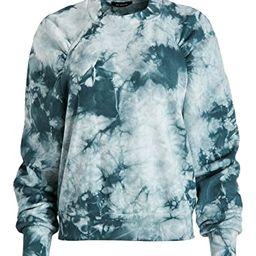 Tie Dye Puffed Sleeve Sweatshirt | Shopbop