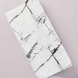 Oak and Reed White Marble Yoga Mat   Anthropologie (US)