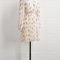 say pleats dress   Versona