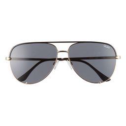 High Key 62mm Oversize Aviator Sunglasses | Nordstrom