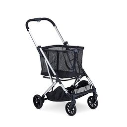 Joovy Boot Lightweight Shopping Cart with Reusable, Removable Shopping Bag with Compact Standing ...   Amazon (US)