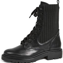 Sam Edelman Women's Lydell Combat Boot | Amazon (US)