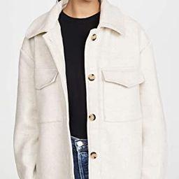 Line & Dot Women's Drew Wool Blend Jacket | Amazon (US)